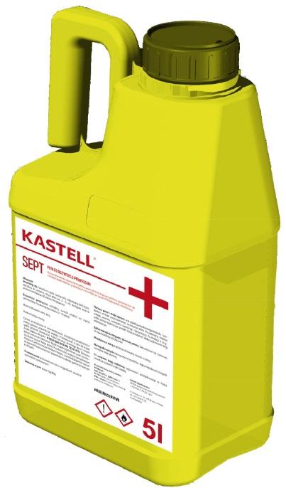 KASTELL SEPT <br /> płyn do dezynfekcji powierzchni