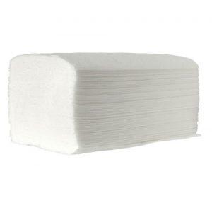 Ręcznik składany Z-Z celuloza biały