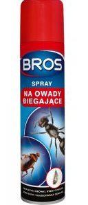 BROS <br /> Preparat na owady biegające