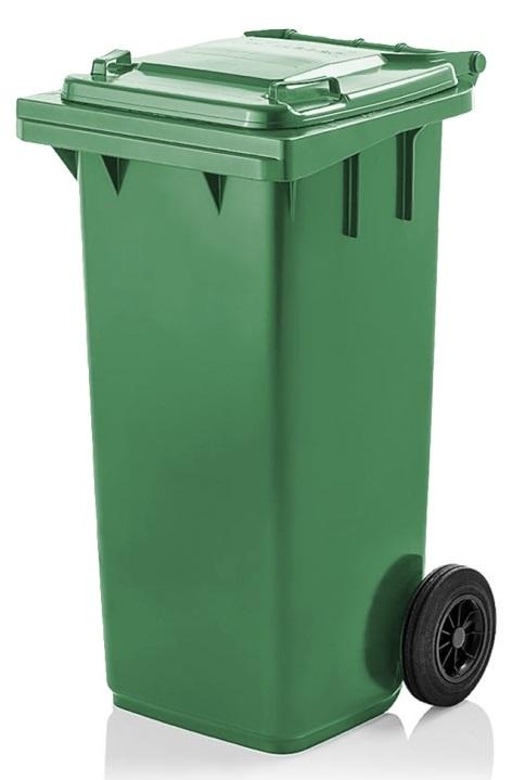 Kosz na odpady zewnętrzny