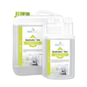 Quatrodes One <br /> Koncentrat do mycia i dezynfekcji