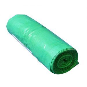 Worki na odpady LDPE zielone