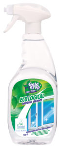 Ekologiczny płyn do mycia szyb
