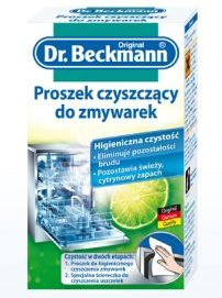DR. BECMANN <br /> Proszek czyszczący do zmywarek