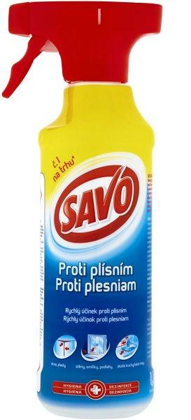 SAVO<br />  Spray na pleśń