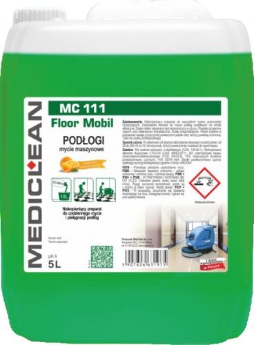 Mediclean MC 111 Floor Mobil Mycie maszynowe