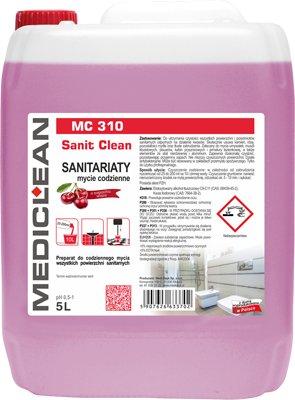 Mediclean MC 310 Sanit Clean Mycie sanitariatów