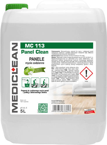 Mediclean MC 113 Panel Clean Mycie paneli