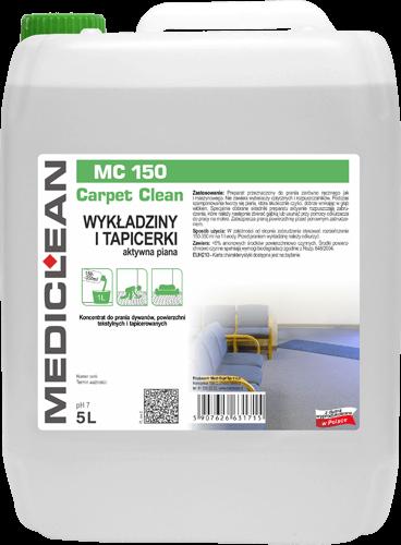 MEDICLEAN MC 150 Carpet Clean Wykładziny i tapicerki - szamponowanie
