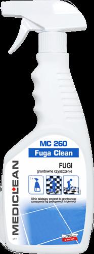 MEDICLEAN MC 260 Fuga Clean Czyszczenie fug