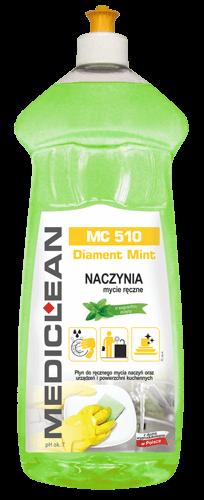 MEDICLEAN MC 510 Diament Lemon Naczynia- mycie ręczne