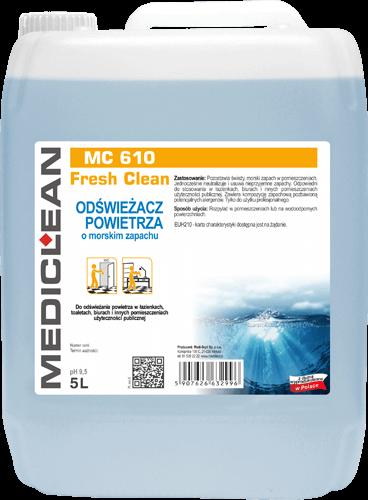 MEDICLEAN MC 610 Fresh Clean Odświeżacz powietrza