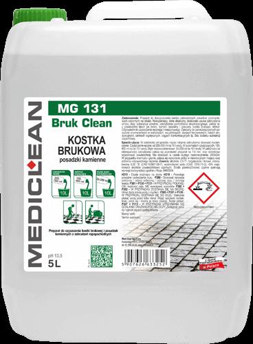 MEDICLEAN MG 131 Bruk Clean Kostka brukowa i posadzki kamienne
