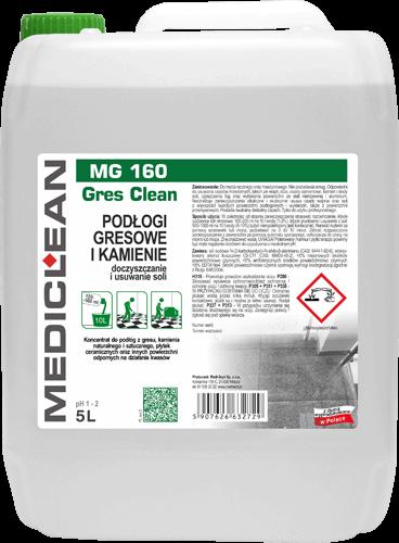 Mediclean MG 160 Gres Clean Czyszczenia gresu