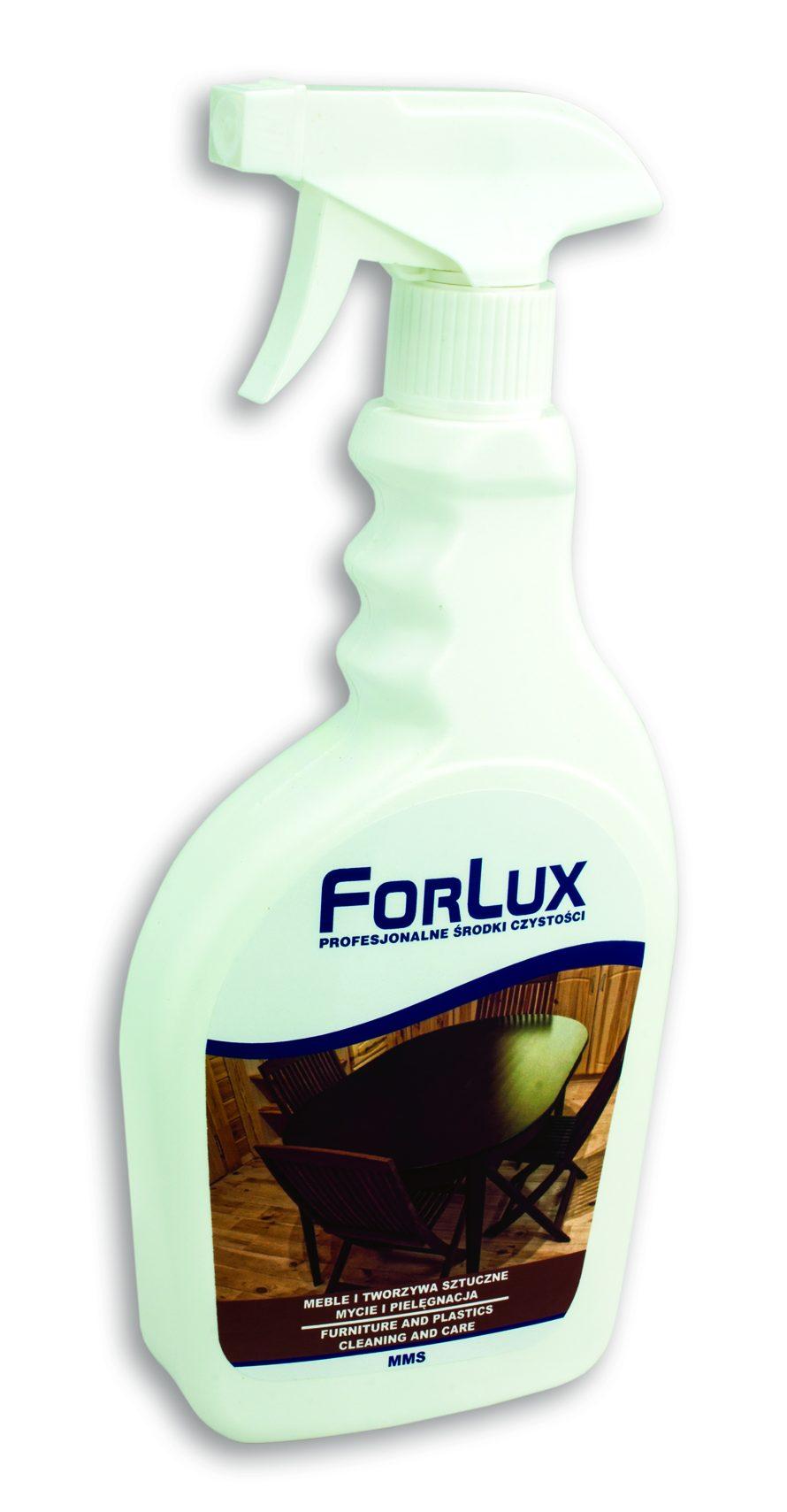 FORLUX MMS Pielęgnacja mebli i tworzyw sztucznych