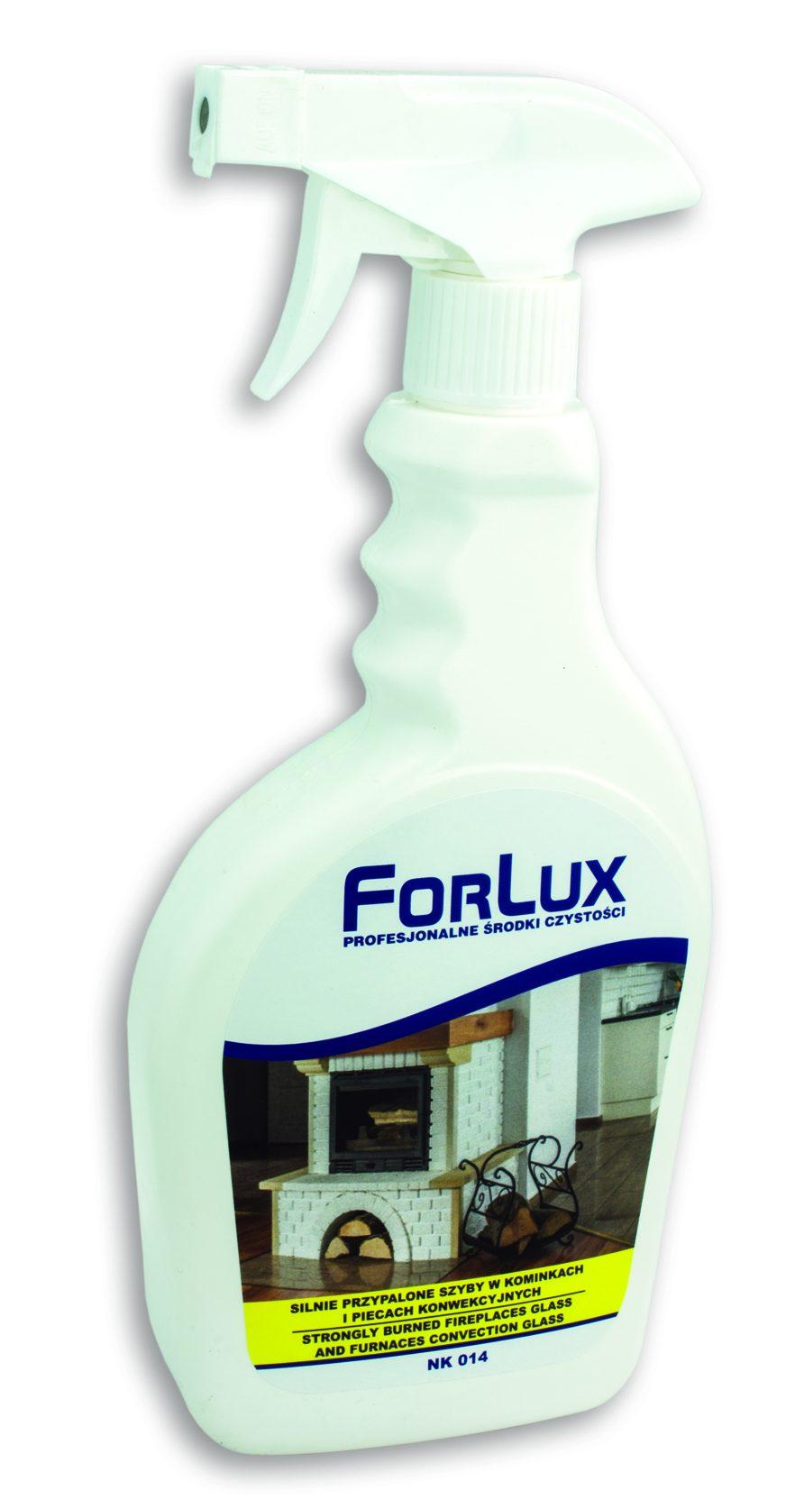 FORLUX NK 014 Mycie szyb w piecach konwekcyjnych v