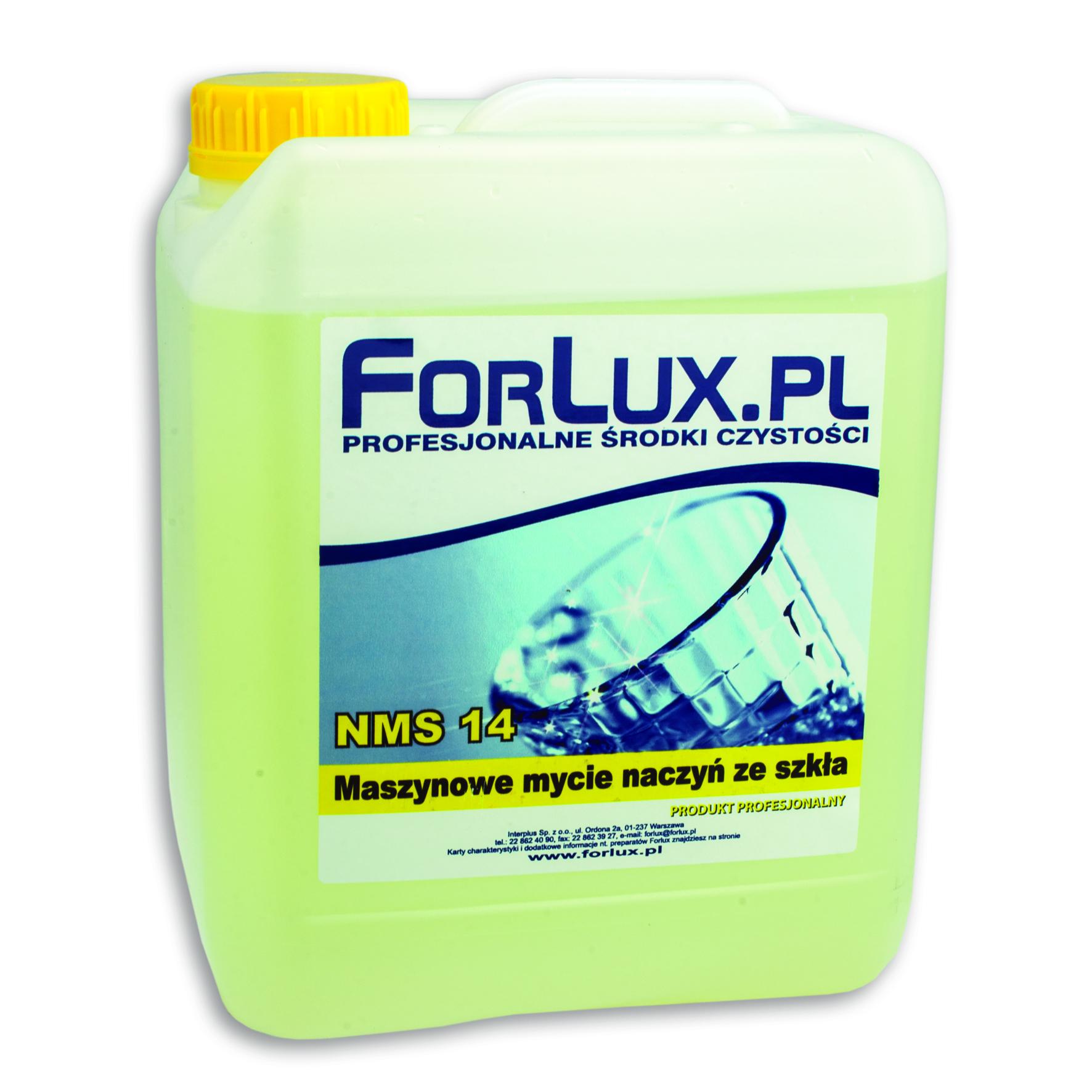 FORLUX NM 014 Maszynowe mycie naczyń