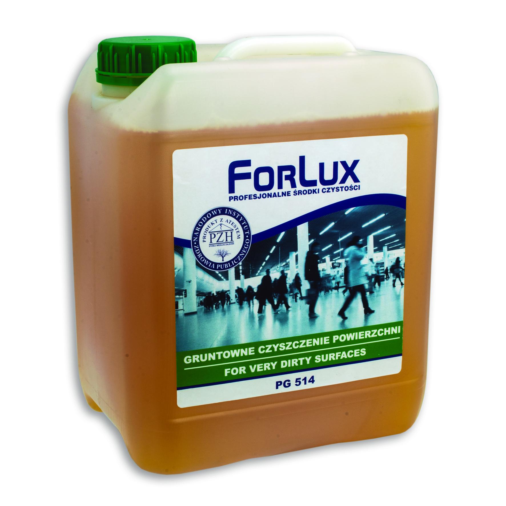 FORLUX PG 514 Gruntowne mycie podłóg