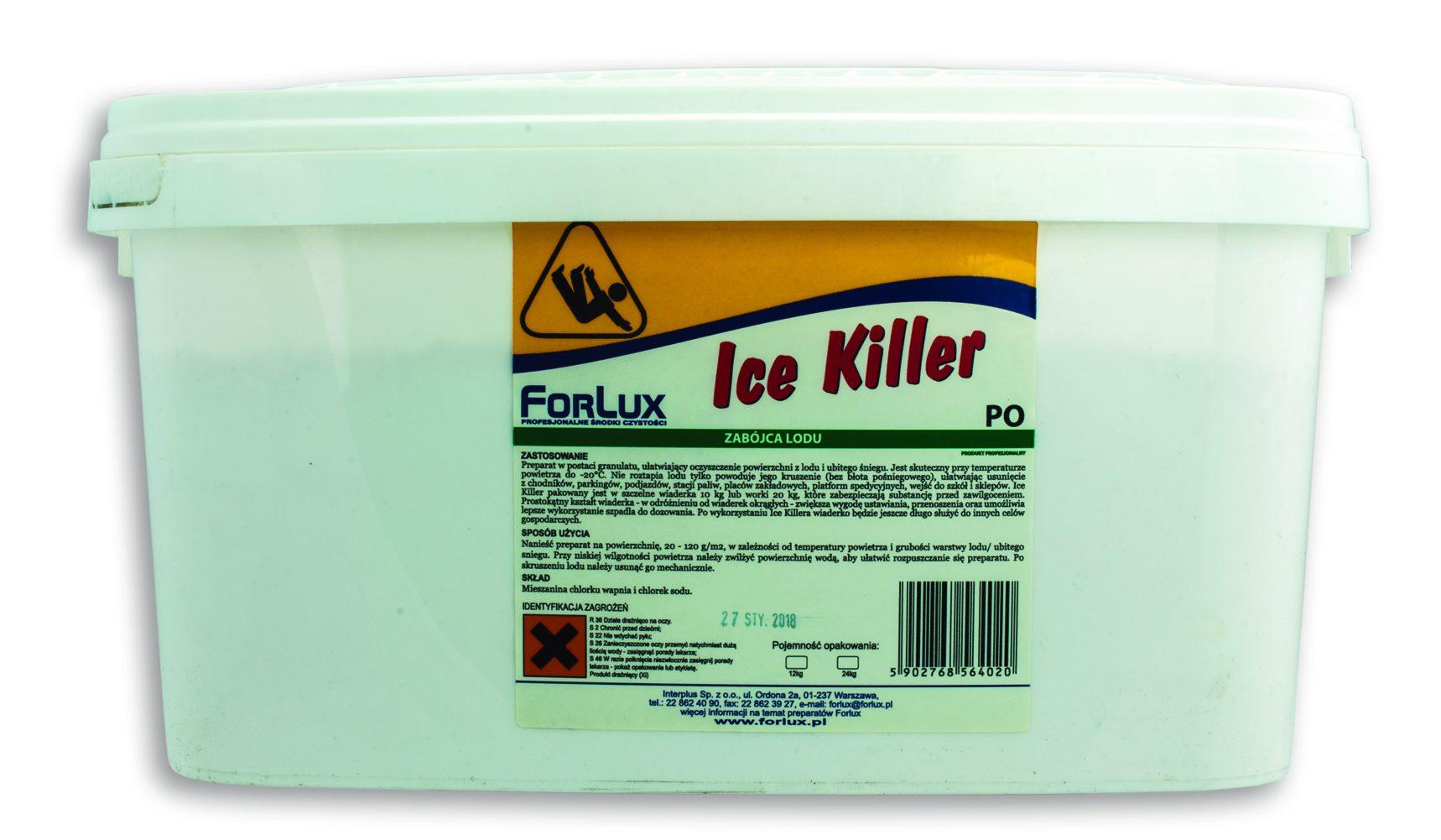 FORLUX PO Ice killer