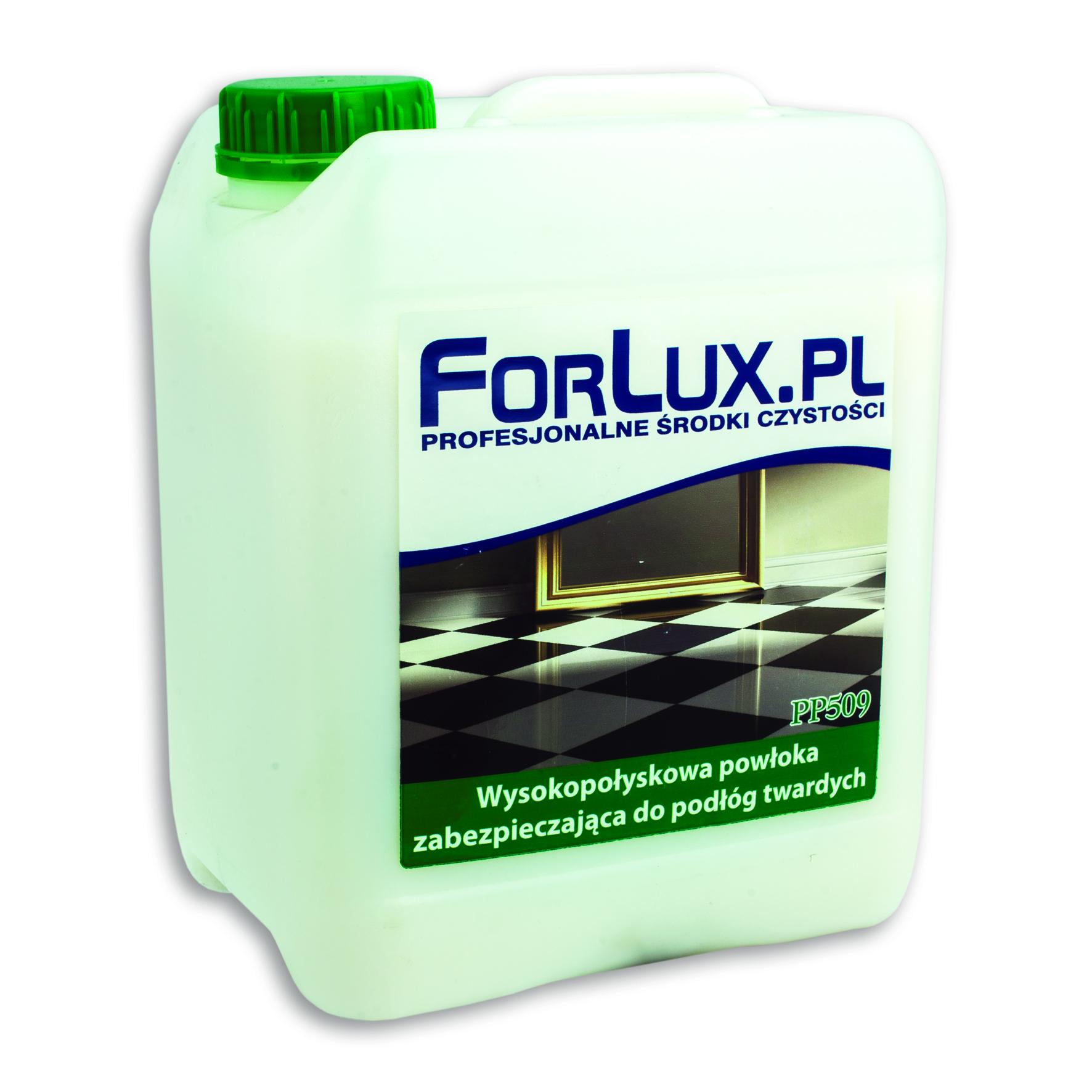 FOLRUX PP 09 Powłoka wysoko połyskowa zabezpieczająca do podłóg twardych