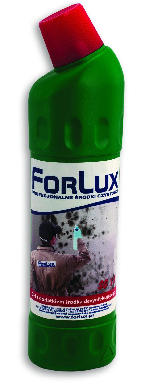 FORLUX SG 013 Żel z dodatkiem środka antybakteryjnego