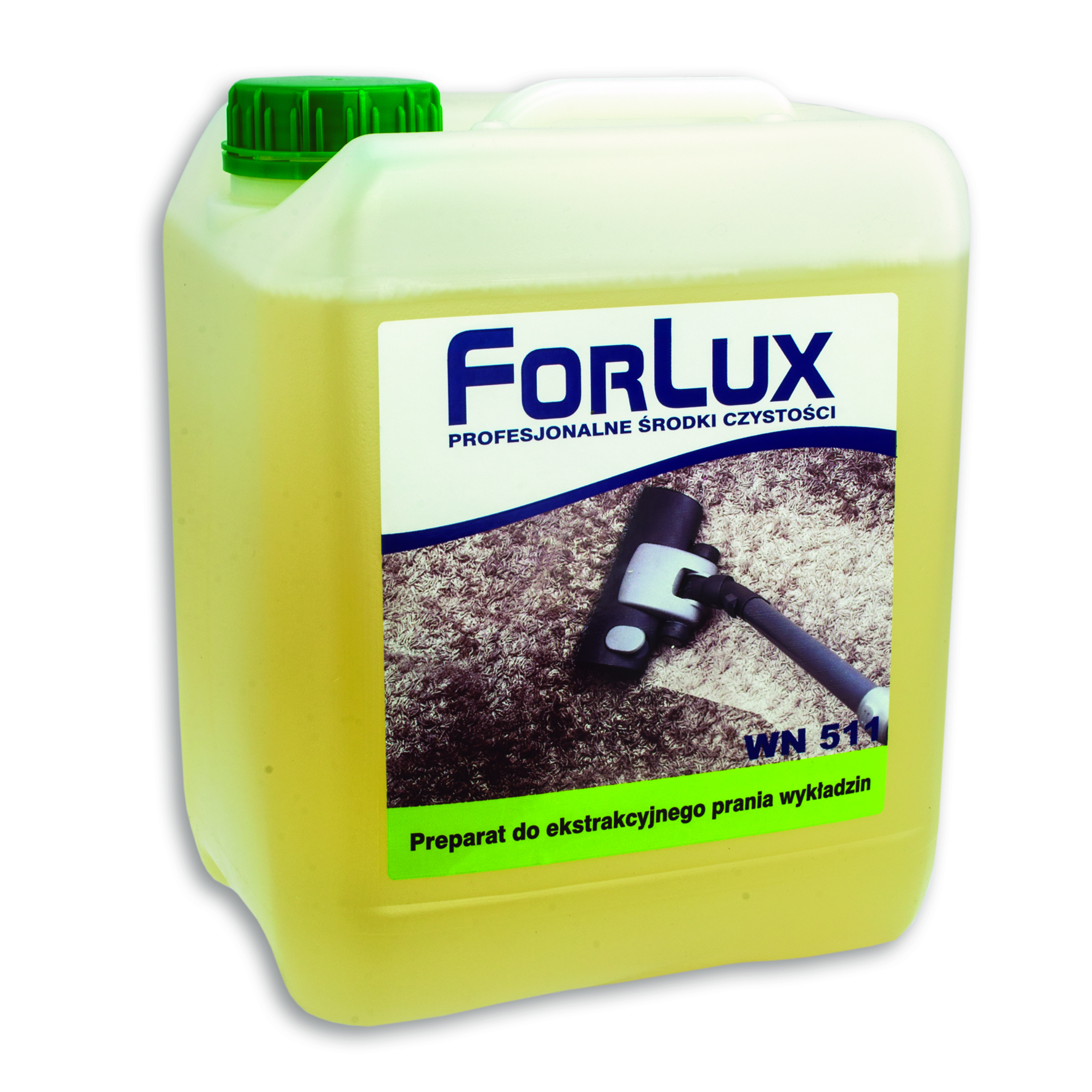 FORLUX WN 511 Ekstrakcyjne pranie wykładzin