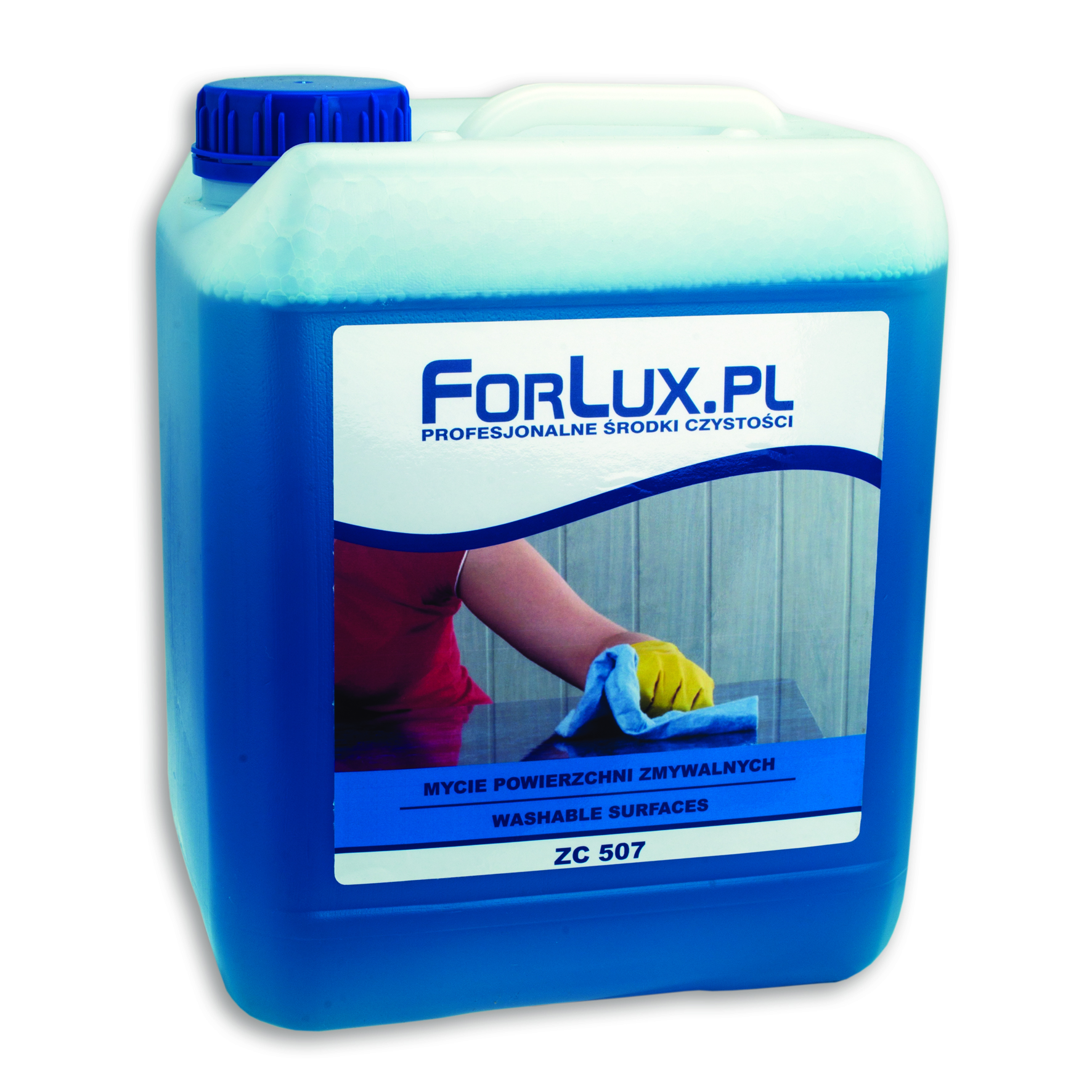 FORLUX ZC 07 Mycie powierzchni zmywalnych