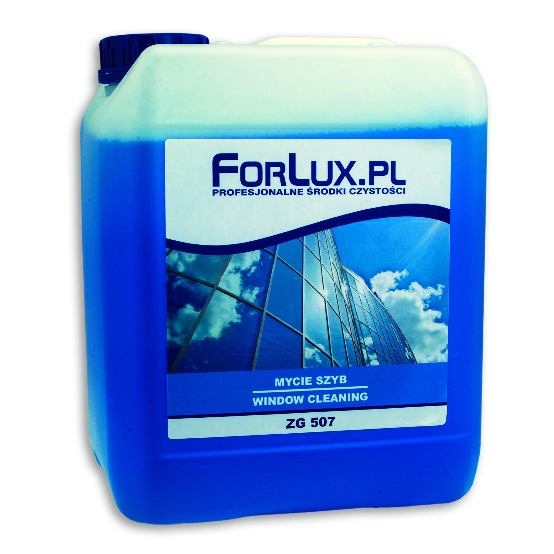 FOLRUX ZG 07  Płyn do mycia szyb
