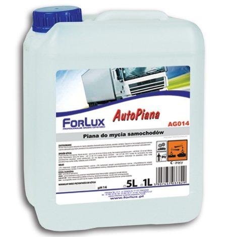 FORLUX AG Mycie samochodów ciężarowych, maszyn budowlanych oraz silników
