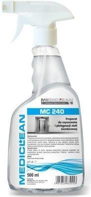 Mediclean MC 240 Preparat do stali nierdzewnej