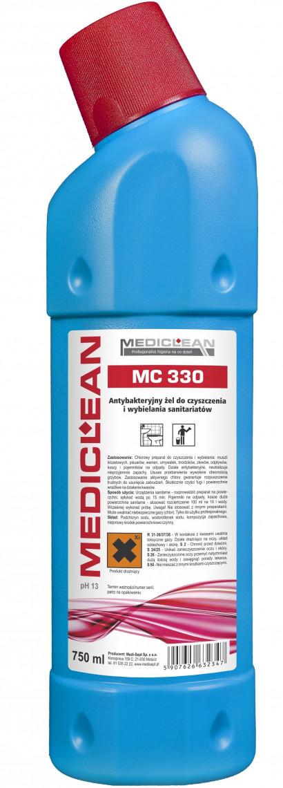 Mediclean MC 330 Chlor Clean Żel wybielający
