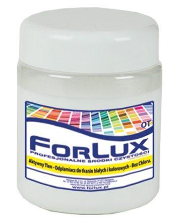 FORLUX OT Odplamiacz do tkanin białych i kolorowych, bez chloru