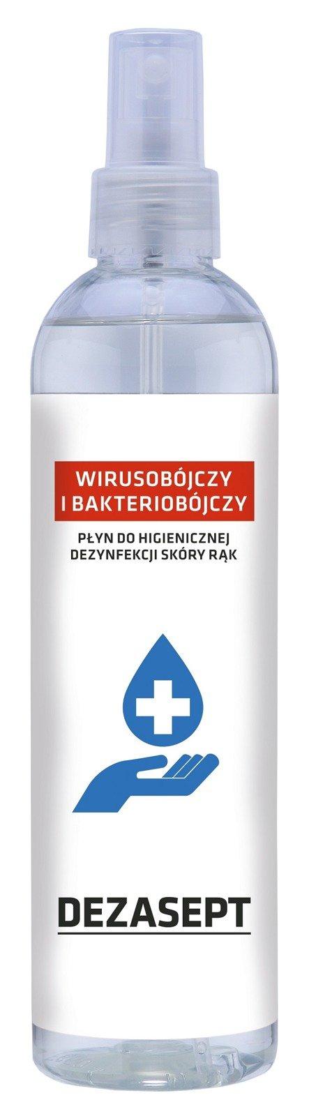 DEZASEPT <br /> płyn do higienicznej dezynfekcji rąk