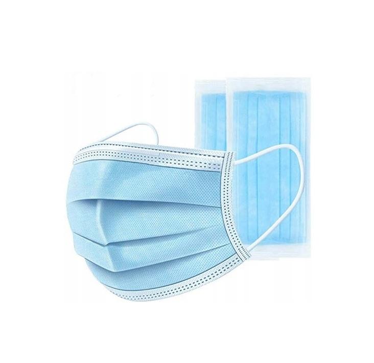 Maseczki higieniczne, ochronne, chirurgiczne