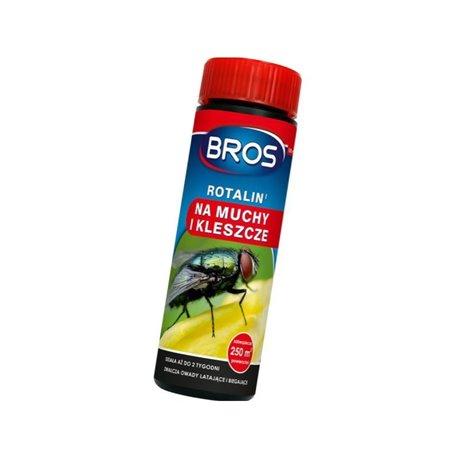 BROS Rotalin oprysk na muchy i kleszcze