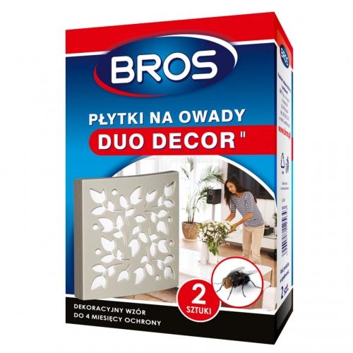 BROS Duo Decor dekoracyjna płytka na owady