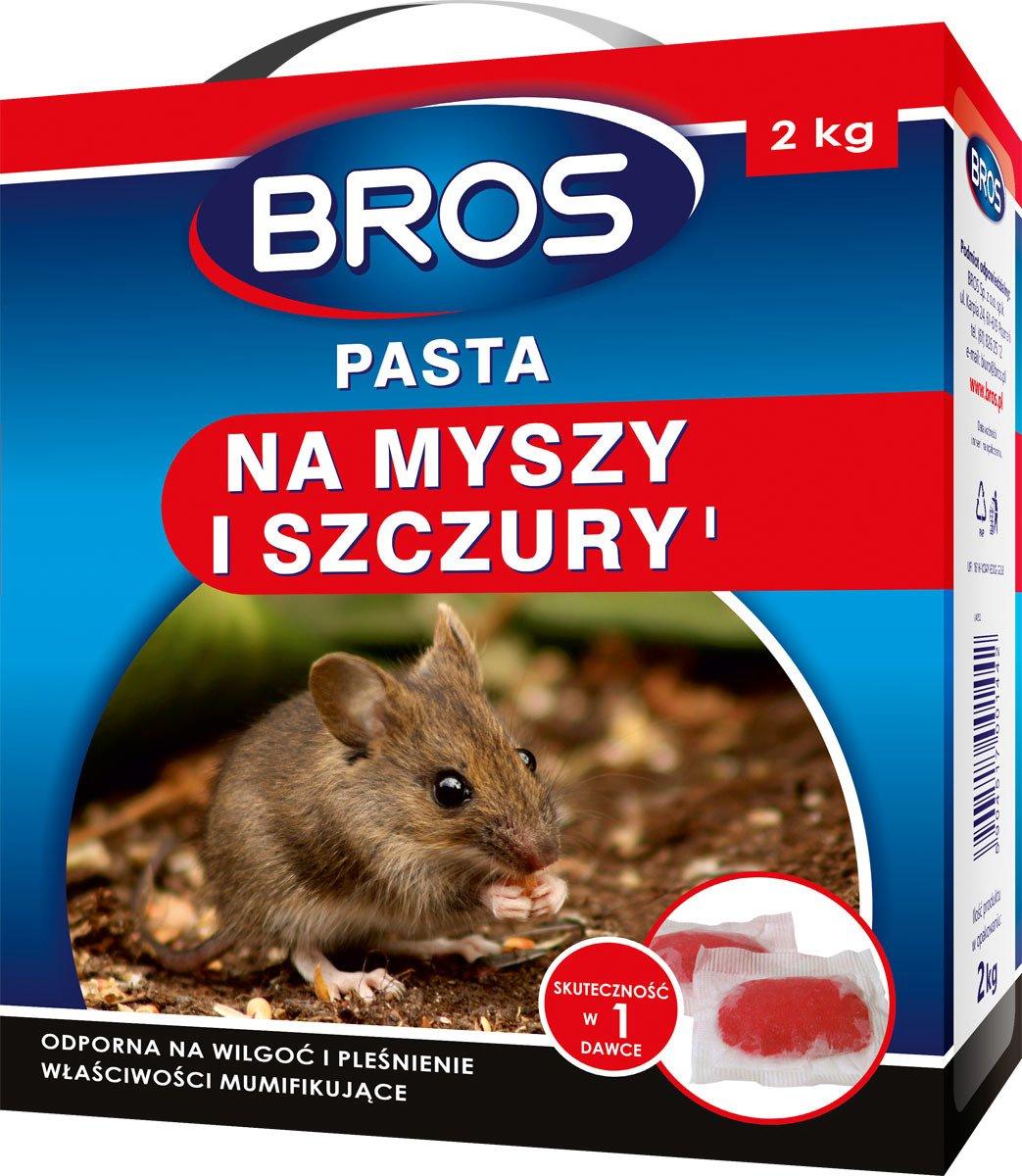 BROS pasta na myszy i szczury