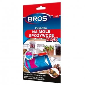 BROS pułapka na mole spożywcze MAX