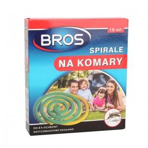 BROS spirala na komary