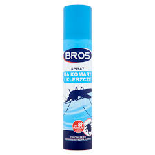 BROS spray na komary i kleszcze