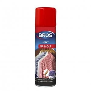 BROS spray na mole odzieżowe