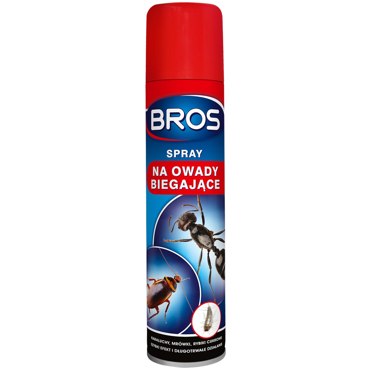 BROS spray na owady biegające