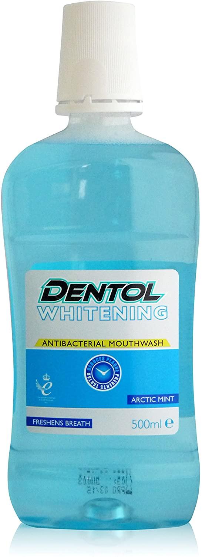 DENTOL WHITENING płyn do płukania jamy ustnej