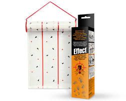 EFFECT lep na muchy w dużej rolce