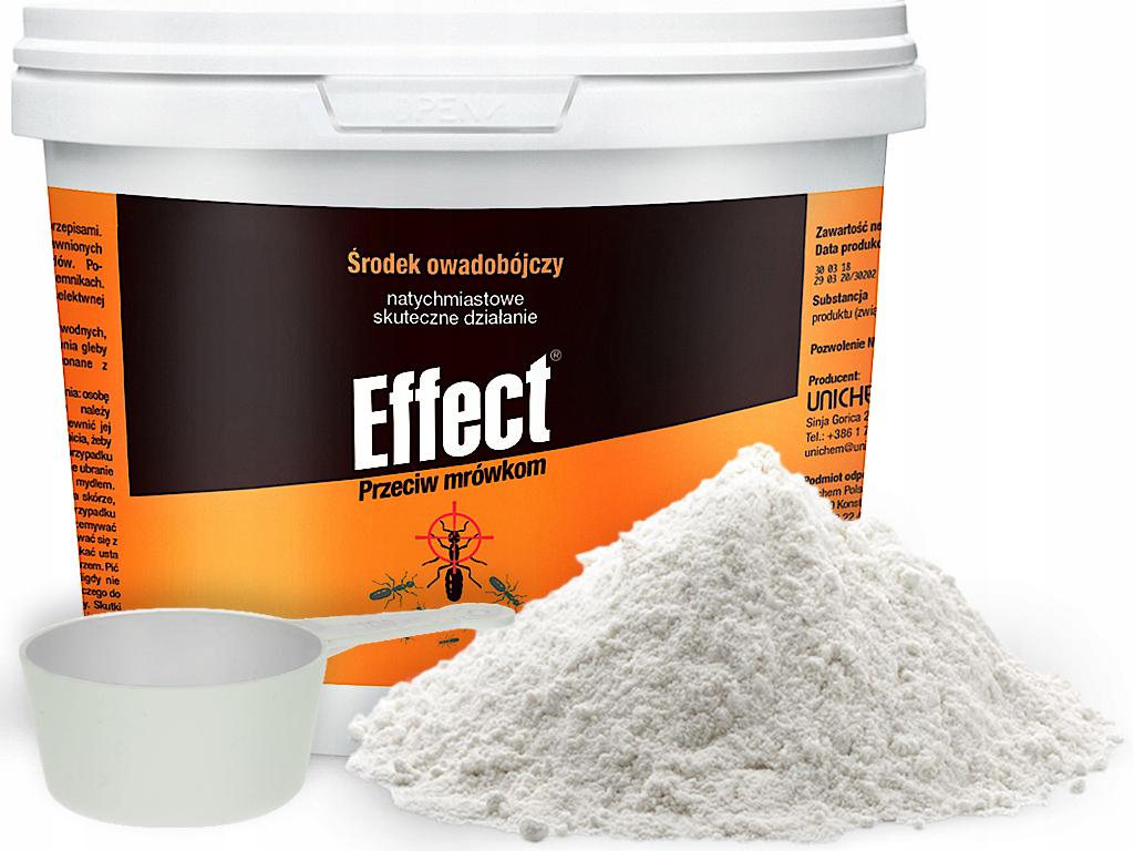 EFFECT preparat na mrówki