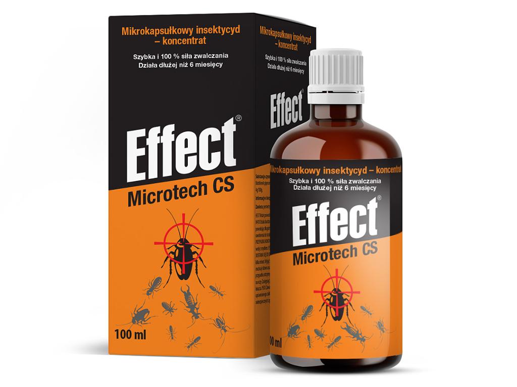 EFFECT Microtech CS preparat na owady biegające