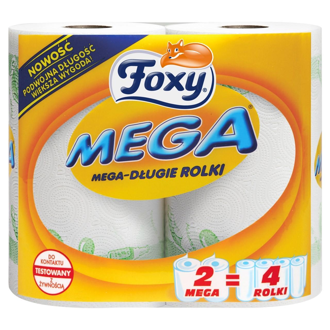 FOXY MEGA ręcznik papierowy