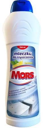 MORS mleczko do czyszczenia