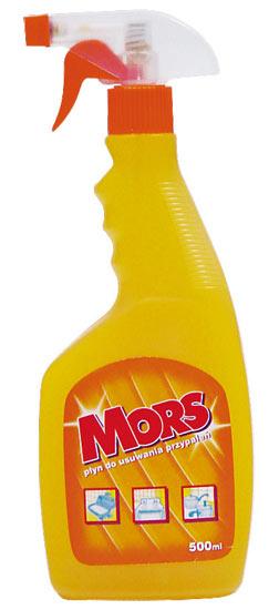MORS płyn do usuwania przypaleń