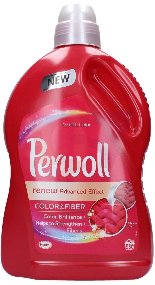 PERWOLL RENEW COLOR & FIBER płyn do prania tkanin kolorowych